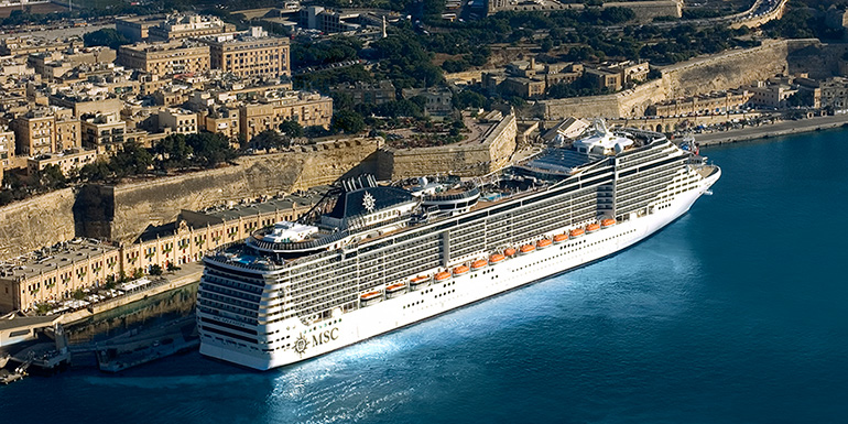msc cruises splendida cruise ship review