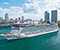 Norwegian Epic cruising out of Miami