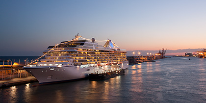 oceania marina cruises cruise ship review