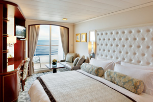 crystal serenity stateroom cabin ship review