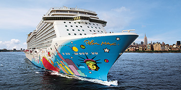 Norwegian Breakaway in New York