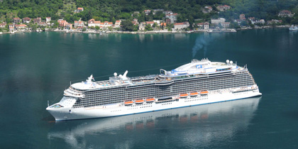 regal princess cruise ship review