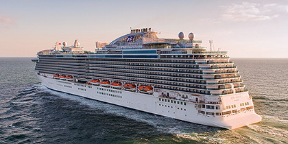 Royal Princess cruise ship review