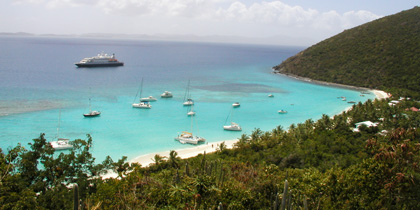seadream ii 2 cruise ship review