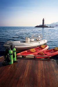windstar star pride watersports platform