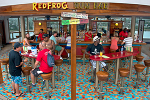 red frog carnival legend refurbished 2014