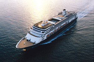 ms volendam refurbished cruise ship 2014
