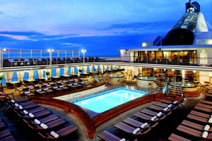 silver explorer lido deck refurbished 2014