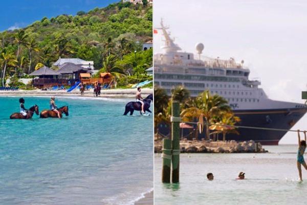 caribbean vs bahamas activities for kids