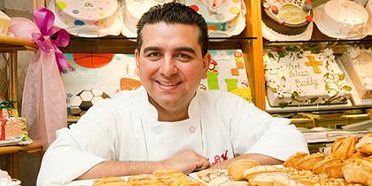 """Cake Boss"" Buddy Valastro"