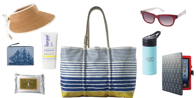 The Perfect Beach Bag: 7 Must-Pack Essentials