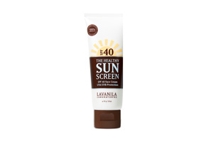 lavanila sunscreen cruise beach
