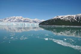 Cruise Hubbard Glacier