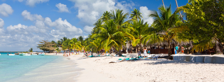 caribbean cruise destinations dominican republic beach