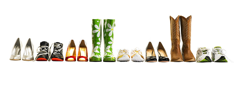 Which shoe is most appealing to you?