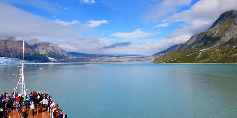 Best Alaskan Port - Glacier Bay
