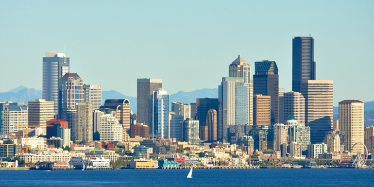 Best Alaska Departure Port - Seattle