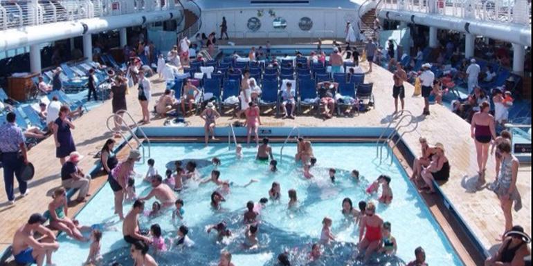 Best Line for Onboard Activities - Disney Cruise Line