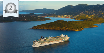 best caribbean port st. thomas