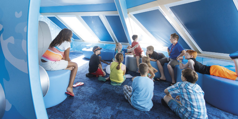 carnival best childrens programs cruise line