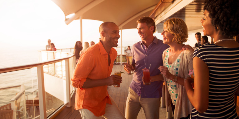 best cruise line for singles celebrity