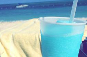 nassau blue balls caribbean drinks cruise