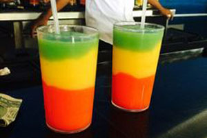 bob marley caribbean cruise drinks
