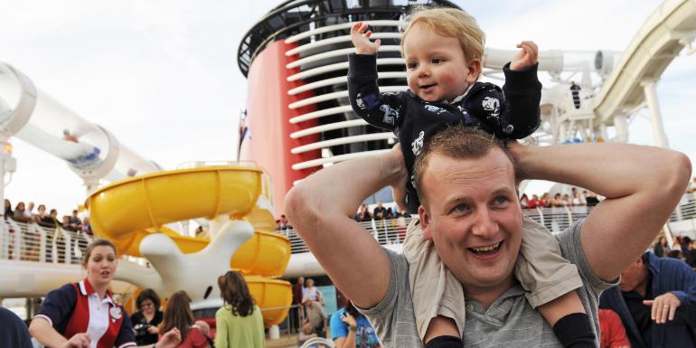 disney cruise line dream tips ship