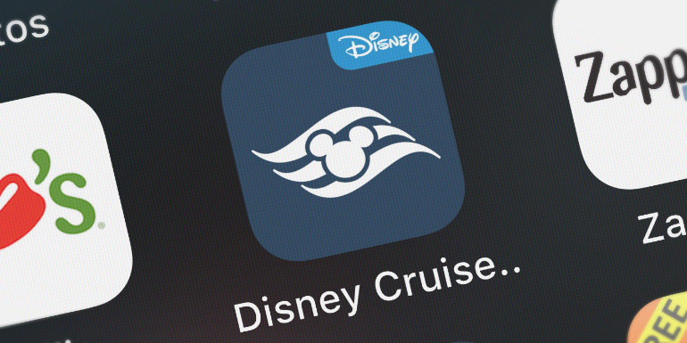 disney cruise line navigator app tips