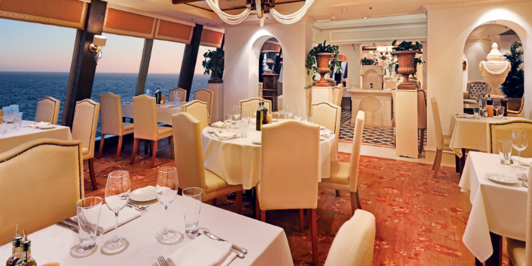 norwegian epic buffet la cucina restaurant