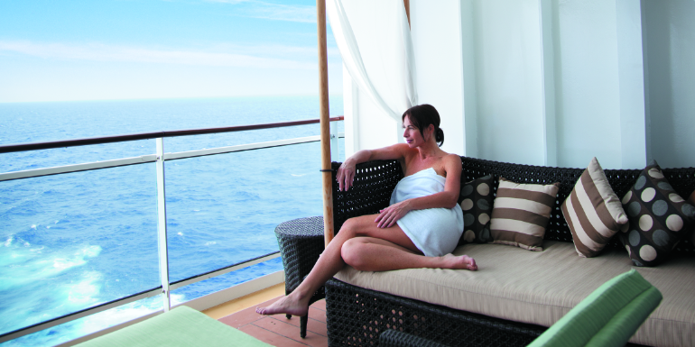 norwegian epic cruise tips spa ship