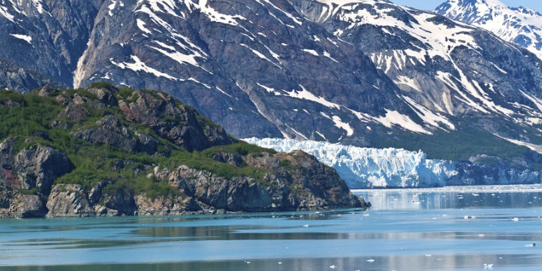 alaska cruise itineraries