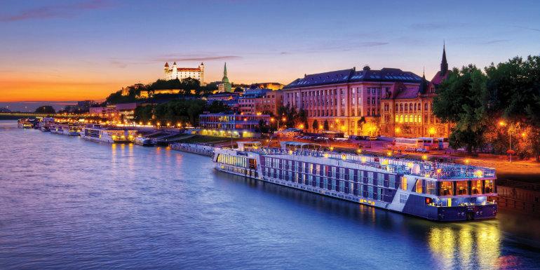 amawaterways europe river cruise ship port