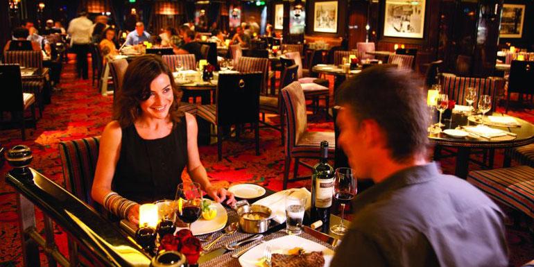 norwegian escape specialty restaurants