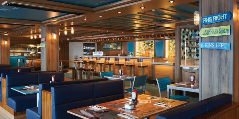 norwegian escape cruise margaritaville drinks food