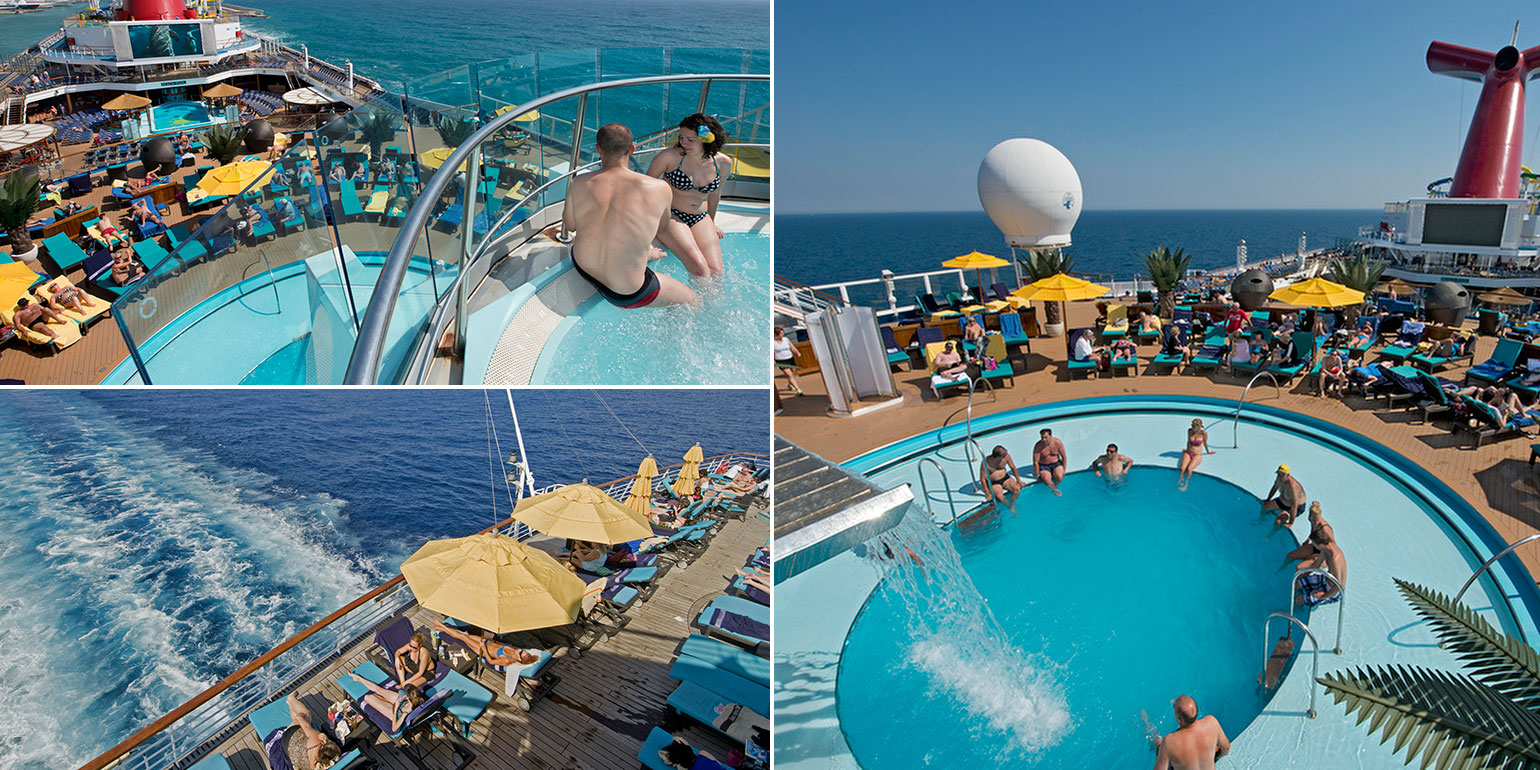 The Best AdultOnly Areas On Cruise Ships - Best cruise ships for young adults