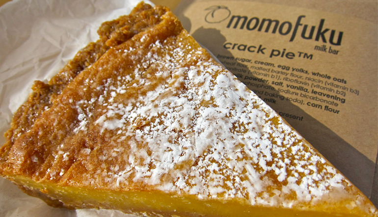 momofuku crack pie cruise fantasy ship