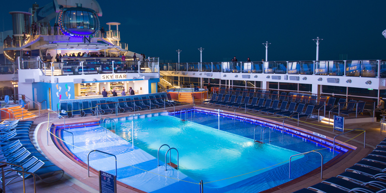 quantum of the seas lido deck