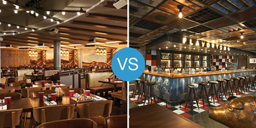 Barbecue Smackdown: Norwegian Bliss vs. Carnival Horizon
