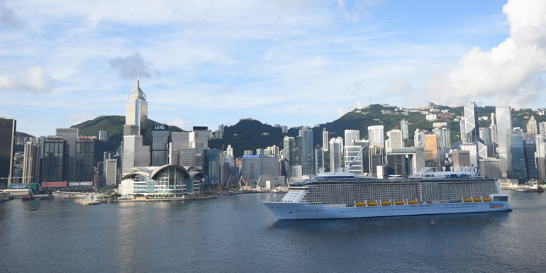 royal caribbean hong kong