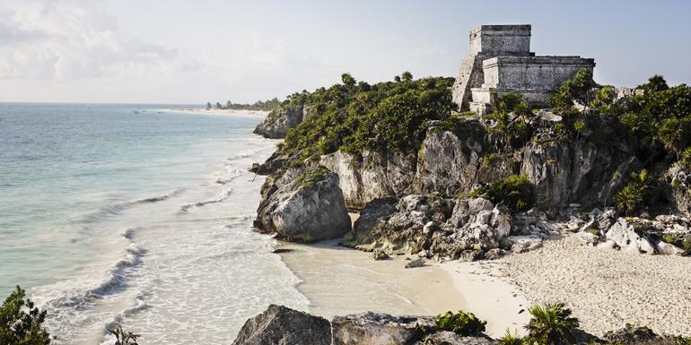 best crusie western caribbean mayan ruins