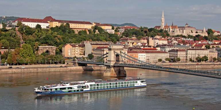 6 Things You Can't Do on an Ocean Cruise (That You Can Do on a River Cruise)