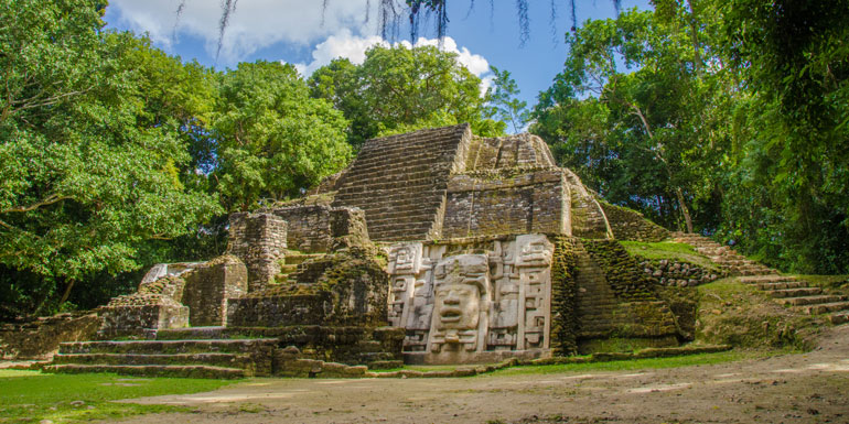 lamanai ruins belize city caribbean excursions