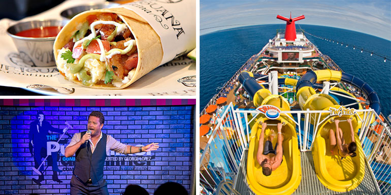 carnival hacks dining entertainment onboard activities
