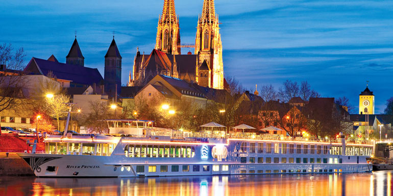 Uniworld best river cruise line ships