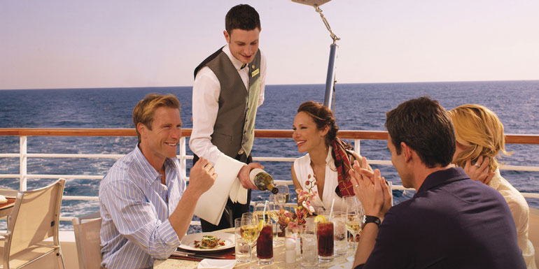 seabourn staff tips cruise ship