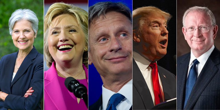 candidates election 2016 president cruise lines