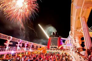 disney sail away party