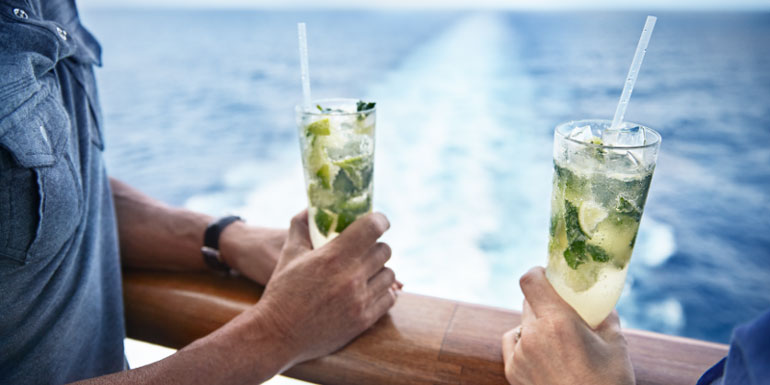 drink free cruise package alcohol