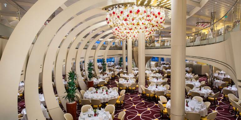 holland america koningsdam dining free cruise